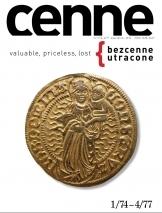 Cenne, bezcenne, utracone, 2013, Nr 1/74-4/77 Book Cover