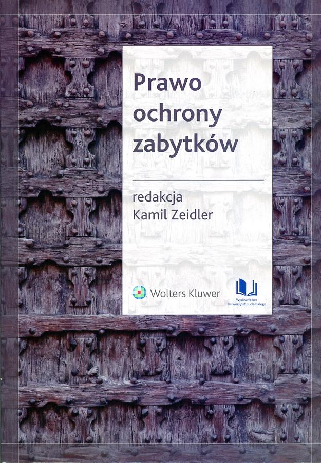 Prawo ochrony zabytków Book Cover