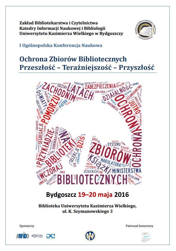 Konferencja Naukowa w Bydgoszczy