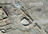 Palmyra ponownie niszczona