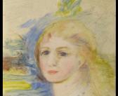 Obraz Renoira skradziony przed aukcją