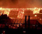 Pożar w Uzdrowisku