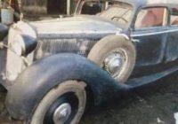 Kradzież zabytkowych samochodów