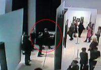 Zuchwała kradzież w Galerii Trietiakowskiej