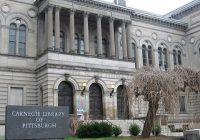 20 lat okradał Bibliotekę Carnegie w Pittsburghu