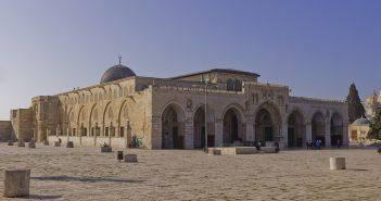 Pożar w meczecie Al-Aksa w Jerozolimie