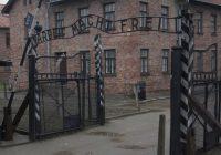 Kradzież w byłym obozie koncentracyjnym