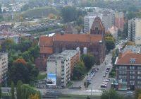 Pożar kościoła pw. śś. Piotra i Pawła w Gdańsku