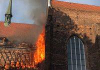 Pożary zabytków w Polsce (styczeń-czerwiec 2019)
