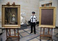 Zaginiony w czasie II wojny światowej obraz powrócił do muzeum!
