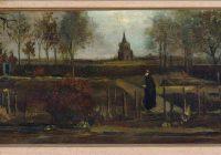 Obraz van Gogha skradziony z muzeum zamkniętego w trakcie pandemii