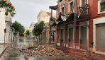 Historyczne muzeum uszkodzone w wyniku trzęsienia ziemi w Portoryko