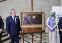 Kolejna polska strata wojenna odzyskana – obraz Jacka Malczewskiego trafił do MNW