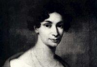 Portret matki Juliusza Słowackiego ze zbiorów Muzeum Narodowego w Warszawie odnaleziony w Niemczech