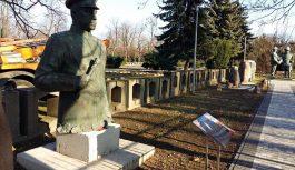 Kradzież i odzyskanie rzeźby z muzealnej wystawy plenerowej w Legnicy