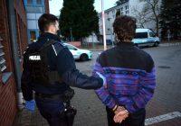17 tys. zł strat – Policja zatrzymała wandala