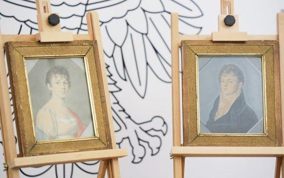Odzyskane straty wojenne wracają do Muzeum Narodowego we Wrocławiu.